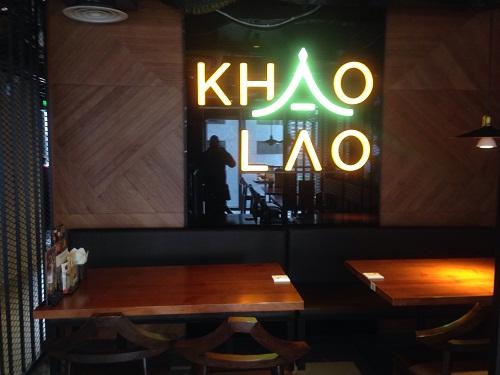 Lắp đặt chuông gọi không dây cho nhà hàng Khao Lao