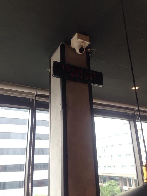 Lắp đặt bảng hiển thị cho nhà hàng Khao Lao