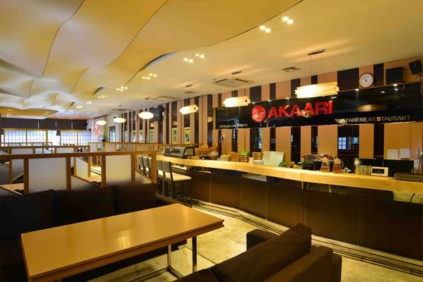 Phong cách phục vụ nhà hàng Akaari được cải thiện
